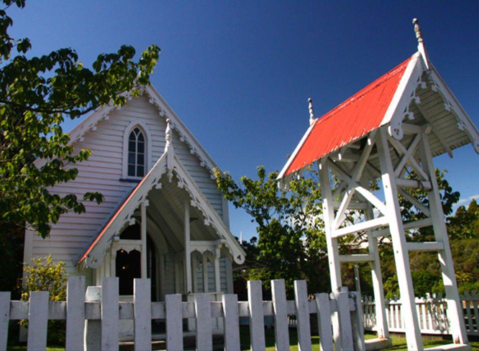 Historic Church Wedding