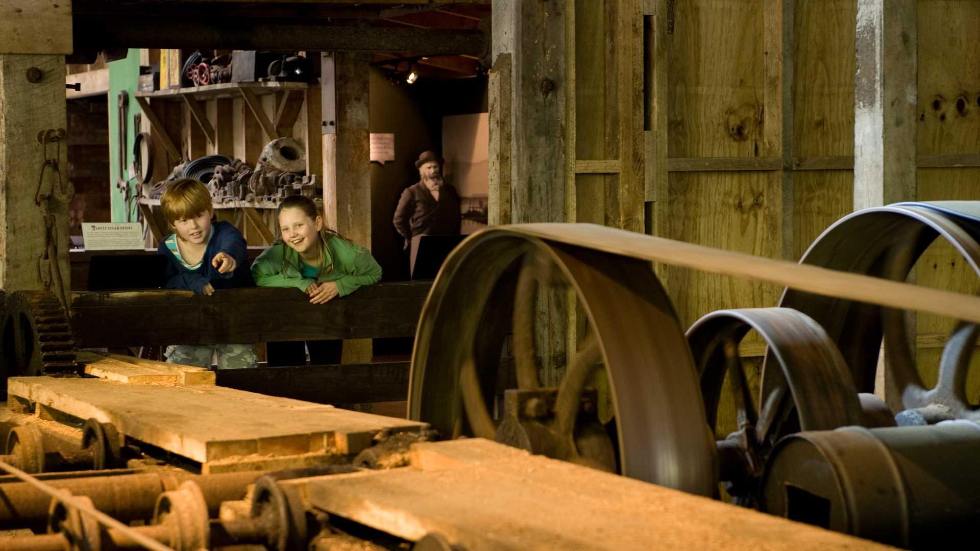 Shantytown Sawmill